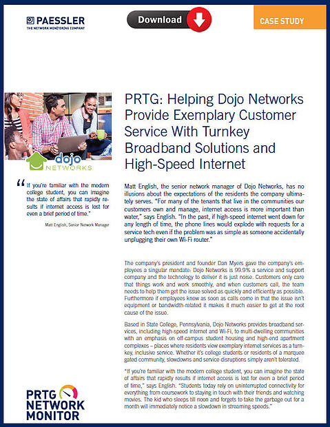 Apartment Building Internet Solutions Case Study